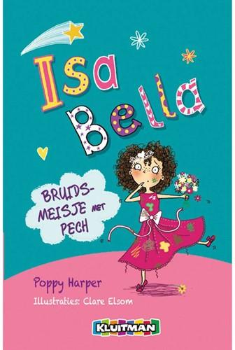 Kinderboeken  leesboek IsaBella bruidsmeisje met pech