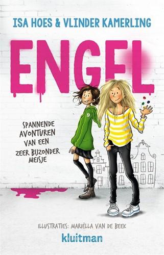 Kinderboeken voorleesboek Engel