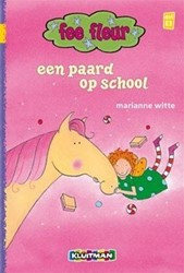 Kinderboeken  avi boek Fee fleur een paard op school AVI M4
