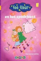 Kinderboeken  avi boek Fee Fleur en het spookfeest AVI M4