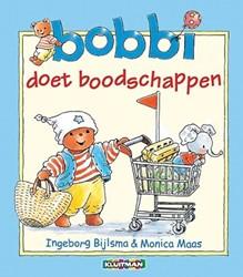 Kinderboeken  avi boek Bobbi doet boodschappen