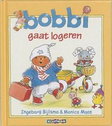Kinderboeken  avi boek Bobbi gaat logeren AVI Start