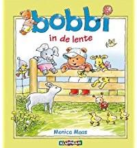 Kinderboeken  avi boek Bobbi in de lente AVI Start