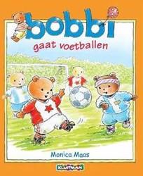 Kinderboeken  avi boek Bobbi gaat voetballen AVI Start