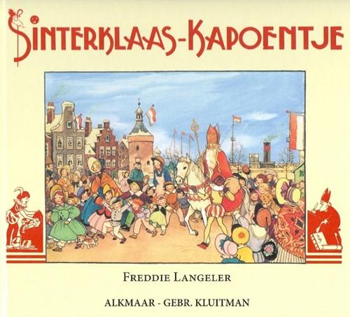Kluitman Sinterklaas - Sinterklaas-Kapoentje. 4+
