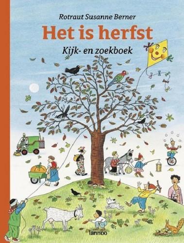 Terra Lannoo Doeboek - Kijk- en zoekboek: Het is herfst. 2+