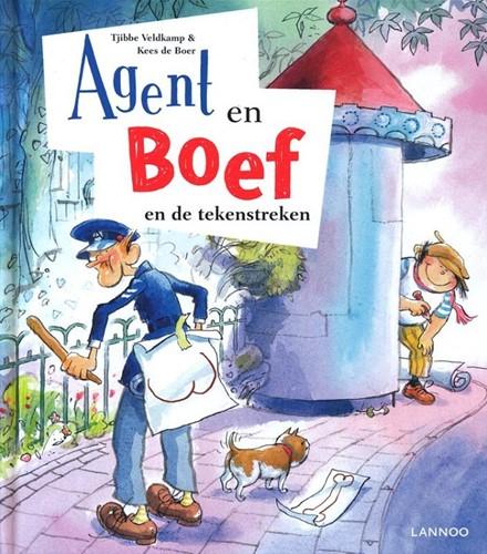 Agent en Boef en de tekenstreken. 4+
