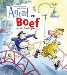 Kinderboeken  prentenboek Agent en boef boefagent