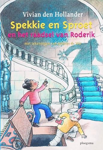 Spekkie en Sproet het raadsel v Roderik