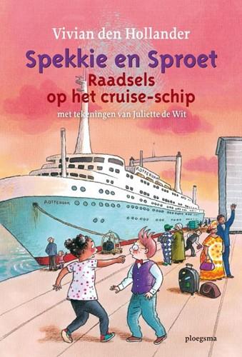 Ploegsma Kinderboekenweek - Spekkie en Sproet: Raadsels op het cruiseschip. 7+