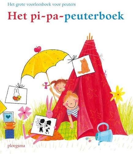 Ploegsma voorleesboek Het pi-pa-peuterboek. 2+
