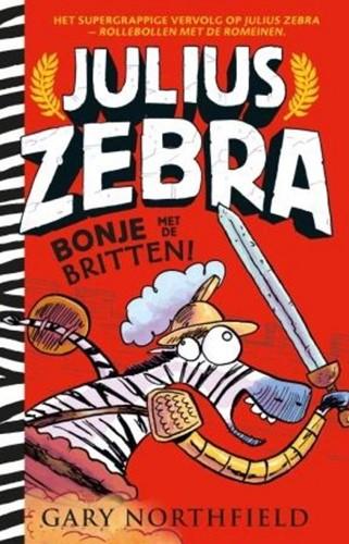 Luitingh Sijthoff Kinderboekenweek - Julius Zebra 2: Bonje met de Britten. 7+