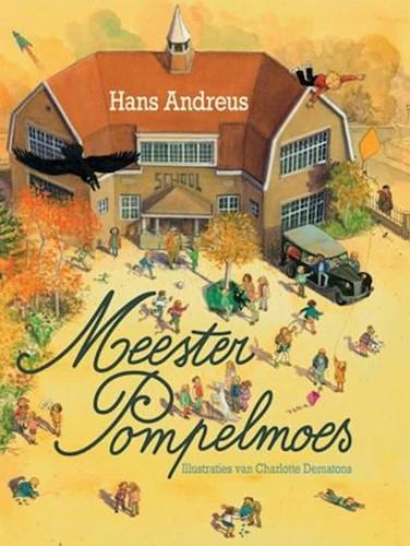 Kinderboeken  leesboek Meester Pompelmoes