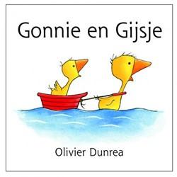 Kinderboeken  prentenboek Gonnie en Gijsje