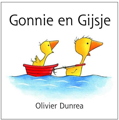 Gonnie en Gijsje (karton). 2+