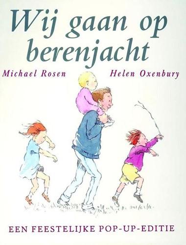 Gottmer Prentenboek - Wij gaan op berenjacht pop-upboek. 4+