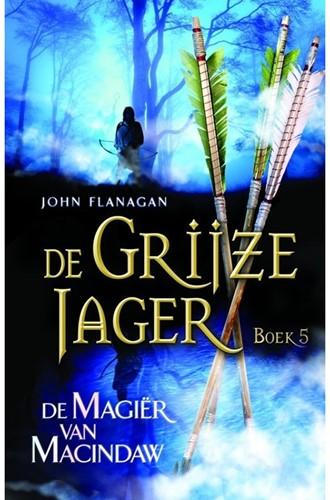 Grijze Jager 05: De Magiër van Macindaw