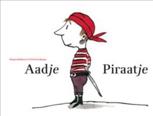 Gottmer Prentenboek - Aadje Piraatje. 4+