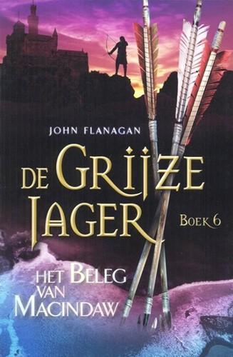 Grijze Jager 06: Het beleg van Macindaw