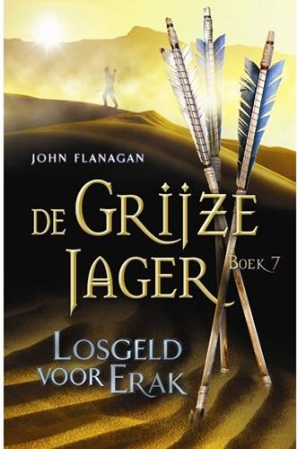 Grijze Jager 07: Losgeld voor Erak (pb).