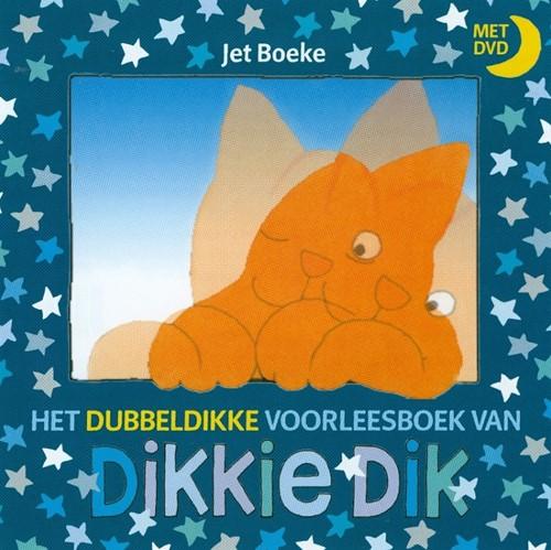 Het dubbeldikke voorleesboek Dikkie (dvd