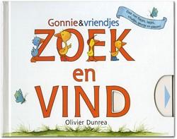 Kinderboeken  prentenboek Gonnie en vriendjes: Zoek en