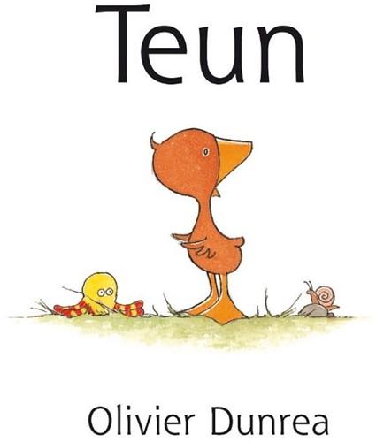 Gottmer kartonboek Teun. 2+