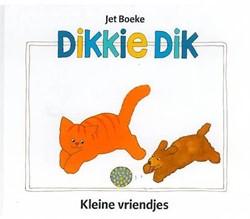 Kinderboeken  voorleesboek Dikkie Dik - Kleine vriendjes