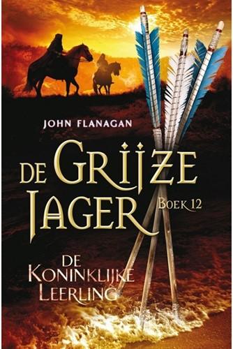 Grijze Jager 12: De koninklijke leerling