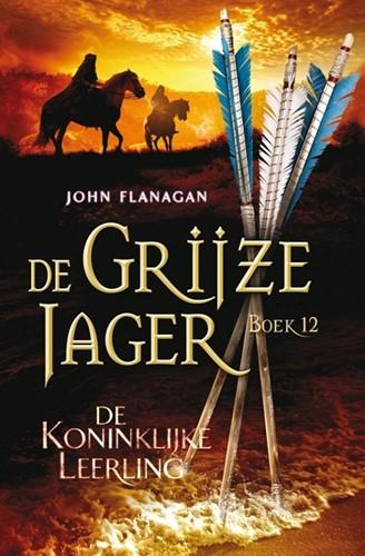 Gottmer Ridder - Grijze Jager 12: De koninklijke leerling (pb). 10+