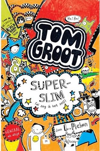 Tom Groot 4: Superslim. 9+