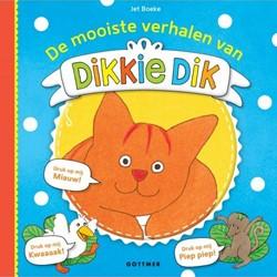 Kinderboeken  voorleesboek De mooiste verhalen van Dikkie