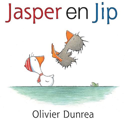 Gottmer Gonnie en Gijsje - Jasper en Jip (kartonboekje). 2+
