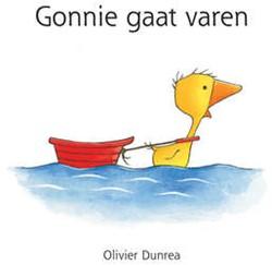 Kinderboeken  prentenboek Gonnie gaat varen