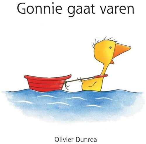 Gottmer Gonnie en Gijsje - Gonnie gaat varen (badboekje). +1