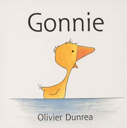 Kinderboeken  prentenboek Gonnie is een gansje