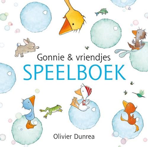 Kinderboek doeboek Gonnie en vriendjes speelboekKinderboek doeboek Gonnie en vriendjes speelboek