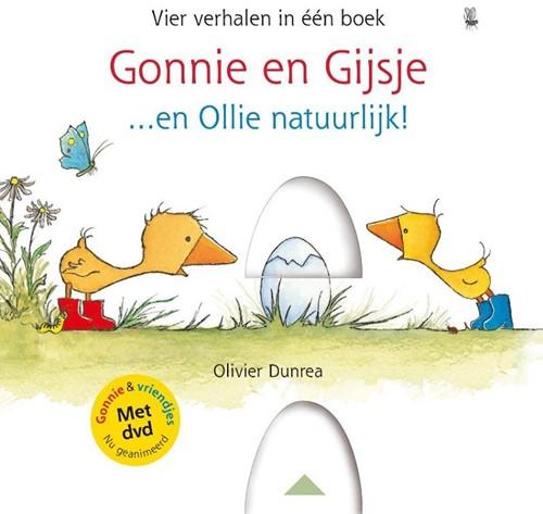 Kinderboek prentenboek Gonnie en Gijsje en Ollie natuurlijk