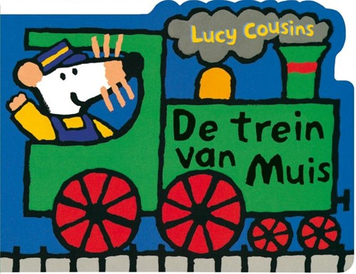 De trein van Muis (karton)
