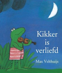 Kinderboeken  prentenboek Kikker is verliefd