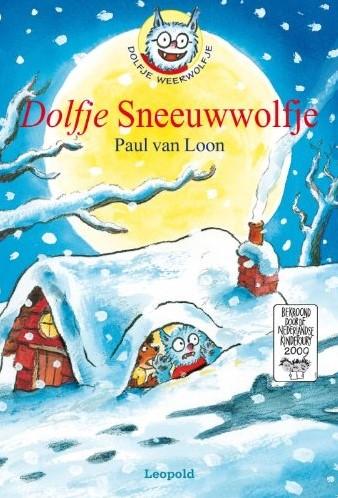 Dolfje Weerw 8: Sneeuwwolfje. 8+