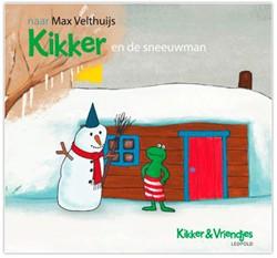 Kinderboeken  prentenboek Kikker en de sneeuwman