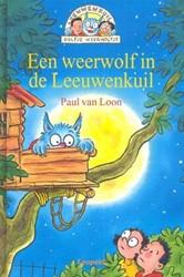 Kinderboeken  leesboek Dolfje weerwolfje weerwolf in de leeuwenkuil
