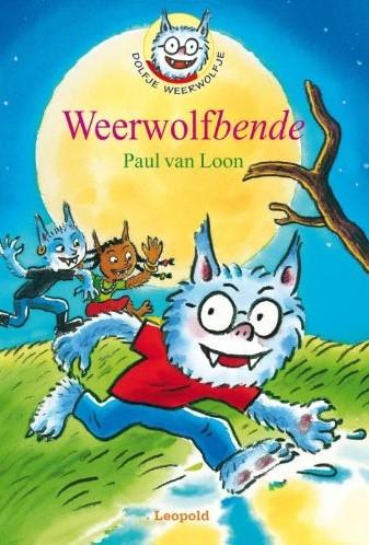 Kinderboeken  Dolfje weerwolfje leesboek Weerwolfbend
