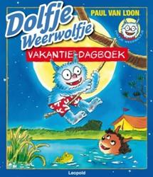 Kinderboeken  leesboek Dolfje Weerwolfje Vakantiedag