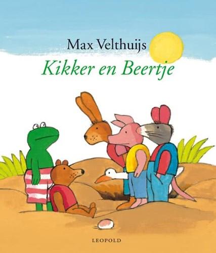 Kinderboeken  prentenboek Kikker en Beertje omnibus