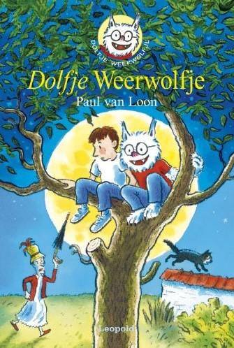 Dolfje Weerwolfje leesboek deel 1 (kleureditie). 8+