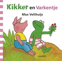 Kinderboeken  prentenboek Kikker en Varkentje (kartonbo