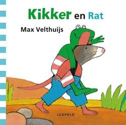 Kinderboeken  prentenboek Kikker en Rat (karton)
