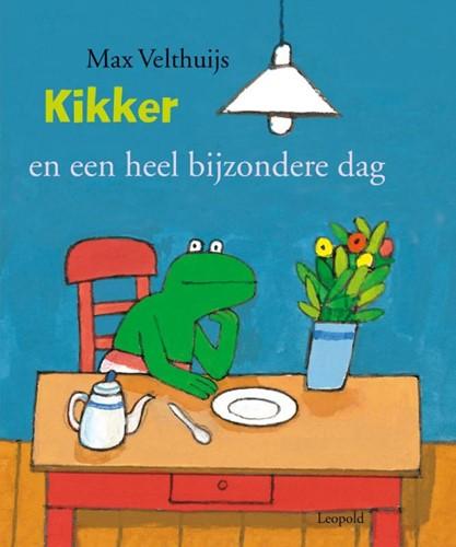 Leopold prentenboek Kikker en een heel bijzondere